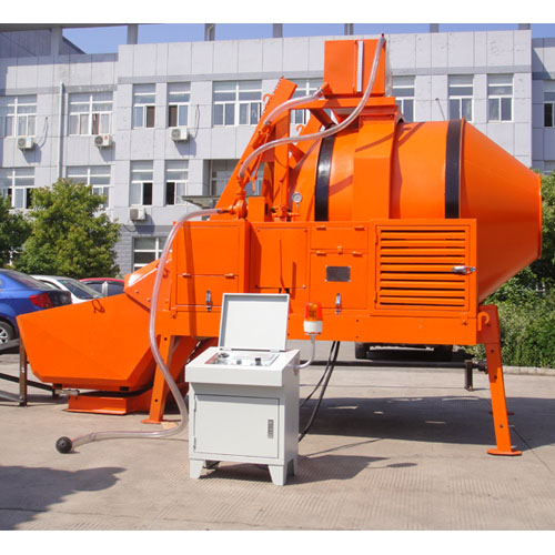 Mini Concrete Batch Plant : Mini mobile concrete plant china